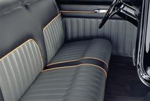 Ford interiors
