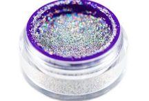 Makeup - Glitter & Shimmer