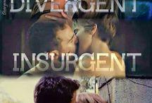 The Divergent series (aka my fav) ❤️