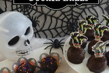 Holiday Themed Crafts & Treats ~ Halloween / Halloween themed Crafts & treats