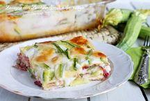 Lasagne e primi piatti