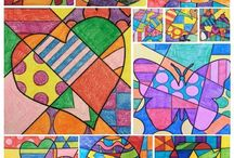 Elements of Art / Great ideas and useful resources for Elements of Art.