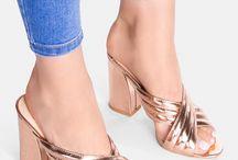 Papuci cu toc
