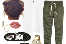outfits with sneakers