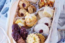 Keks und Dessert
