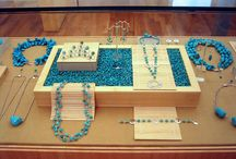 Jewelry Displays and showcases