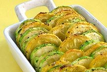 Super Sides / A variety of healthful side dishes.