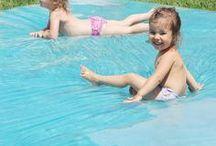Sommer, Spaß und Kind