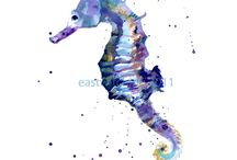Aquarelle Animaux