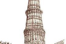 Qutab Minar Delhi Sightseeing