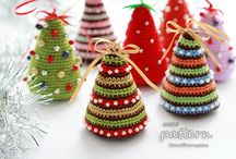 Crochet Christmas Decorations