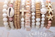 Bracelet de coquillages