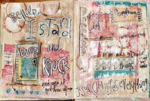Art journals / by Carol Kuhfahl