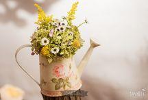 Detaliile conteaza / Fie ca este vorba de flori, decor sau recuzita, toate detaliile vorbesc despre voi, personalitatea si povestea voastra.