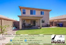 CCBS! Sundial Home with Gorgeous Backyard / Make this home yours! Call us at 623-748-3818 or send us an email at info@fryteamaz.com