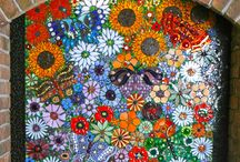 Mosaic /Stained glass / by naz