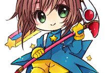 Personagens Anime <3