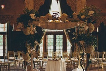 Chuppah / lovely different styles of chuppahs