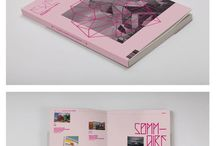 Publications / Editorial design