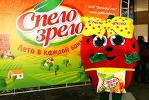 На стенде Спело-Зрело на выставке Продэкспо 2015 / Вкусная консервация российского производства.