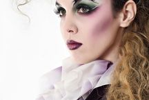 dark beauty / Make up: Olga Gila Photo: Robert Fekete