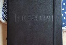 Bullet Journal / My journey to an organised life through Bullet Journalling