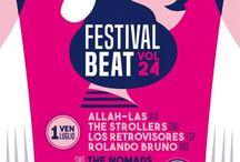 Festival Beat 2016 Salsomaggiore / Salsomaggiore Terme Festival beat 2016  JUNE 29-30 JULY 1-2-3
