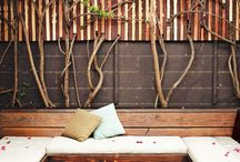 outdoor luving space