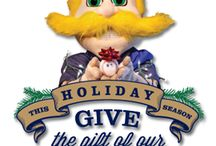 Happy Holidays / by Milwaukee Brewers