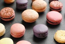 Macarons / by Jillian Pobocan