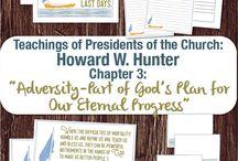 præsident Hunter