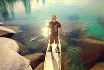 Paddleboard Tahoe