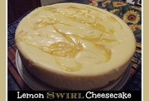 cheesecakes / by Elizabeth Struck