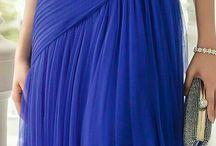 rochii albastre