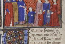 Illuminated Manuscript, Prayer Book,MINIATUR 4