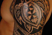 Polynesian tattoeage