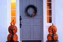 halloween ideas / by Tricia Hardy