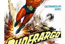Vintage Heroes / Supermen, madmen, robots, rejects, outlaws,