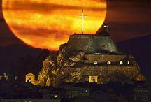 Moonlight Serenade / Moonlight Serenades in Greece