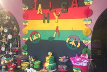 jamaica party decorations