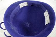 Vintage Hat: Gage Chicago / by Mary Robak