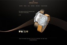 Philip Stein / A leader in natural frequency watches, Philip Stein asked Pod1 to create a ready e-commerce offering.  We designed a luxury transactional site as well as an in-store touchscreen experience where customers could connect with the brand and interact with the product.