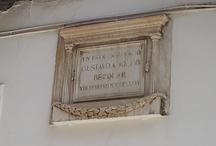 Gustavo Adolfo Becquer en SEVILLA
