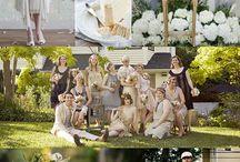 {Vintage Weddings}*