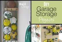 Garage Storage / by Tina Koert