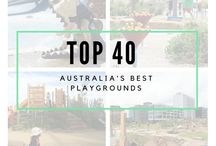Playgrounds - Canberra ACT