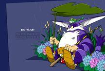 Big the cat (FROGGY)