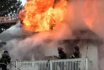 Cleveland Firefighters in action