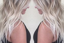 Blonde / Different shades of blonde hair that I love!  / by KatieLewLa | Beauty & Lifestyle Blogger