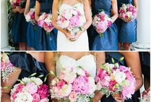 Pink + Navy / by Courtney Price I Glamour Avenue Parties